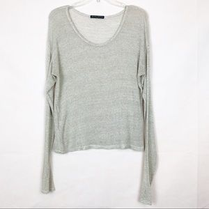 Brandy Melville Long Sleeve Sweater
